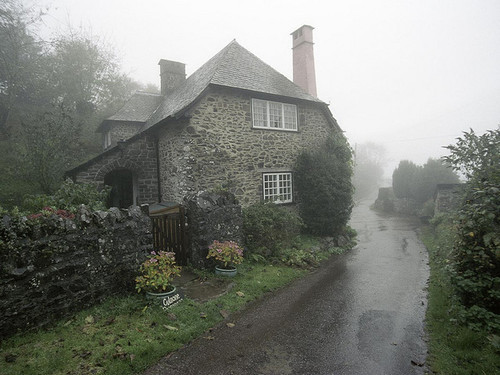 Rainy Day, Somerset, England