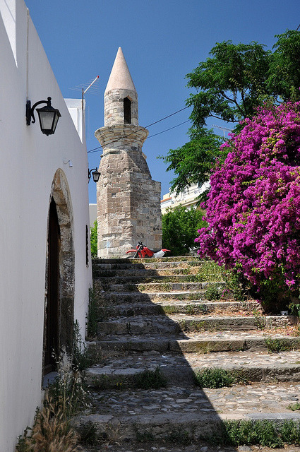 The Ottoman Old Town, Kos, Greece