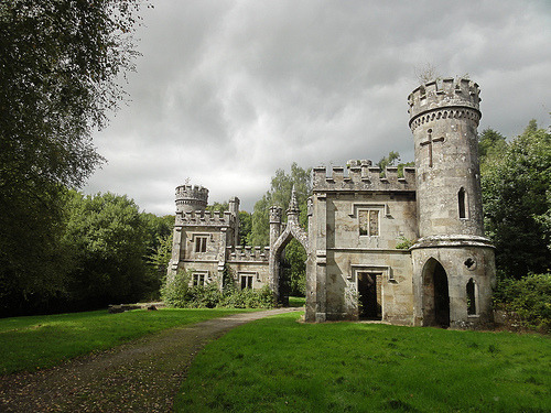 Castle Entry, Lismore, Ireland